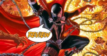 Spawn #301 Review