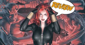 Web of the Black Widow #2 Review