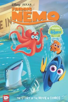 Disney And Pixar Launch Story Of The Movie In Comics Line