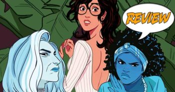 Ghosted in LA #4 Review