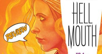 Hellmouth #1 Review