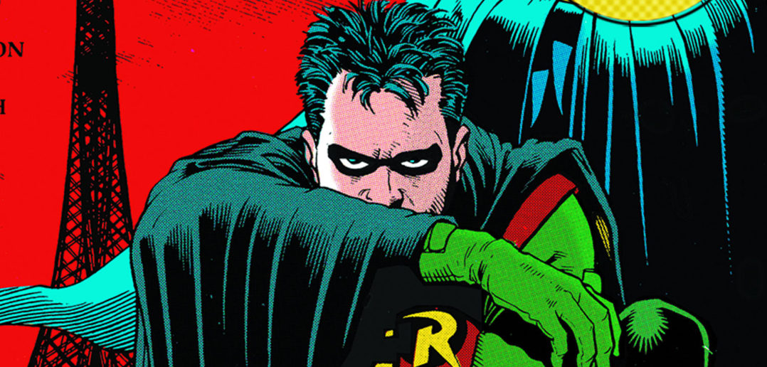 Robin REborn