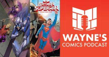 Wayne Hall, Wayne's Comics, Joshua Williamson, DC, New York Comic Con, Flash, Batman, Superman, Batman Who Laughs, Kickstarter, Shades of Vengeance, Ed Jowett, Violete, Lacuna, Blue Shift, ERA, Empowered, Shades of Vengeance