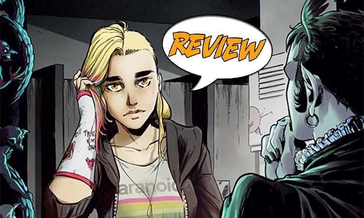 Nomen Omen #1 Review