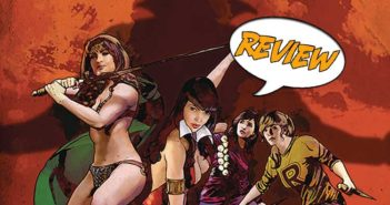 RED SONJA AND VAMPIRELLA MEET BETTY AND VERONICA #6 Review