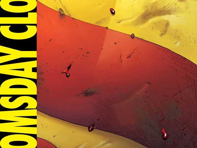 Preview Doomsday Clock 12 Major Spoilers Comic Book Reviews