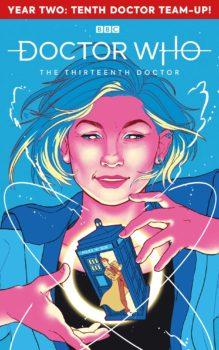 Doctor Who Thirteenth Doctor Season 2 #1