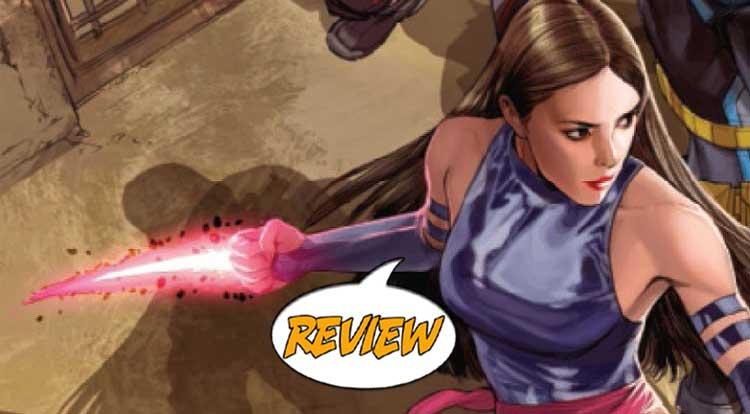 Fallen Angels #2 Review