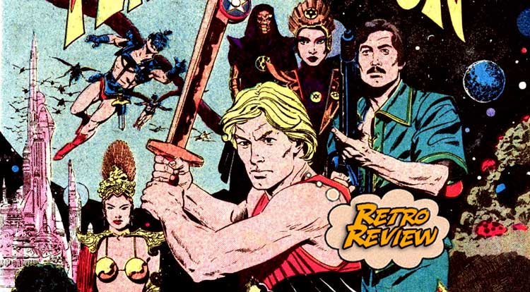 Flash Gordon - The Movie Review