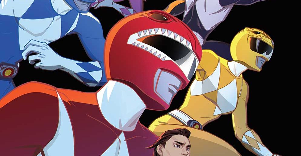 Go Go Power Rangers #25