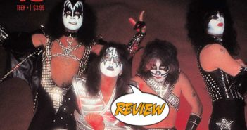 KISS Zombies #1 Review