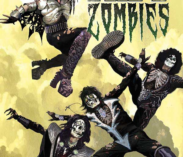KISS/Zombies #1