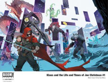 Klaus and the Life and Times of Joe Christmas