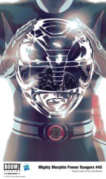 Mighty Morphin Power Rangers #45