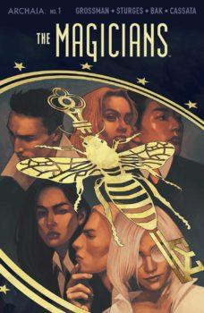 The Magicians #1