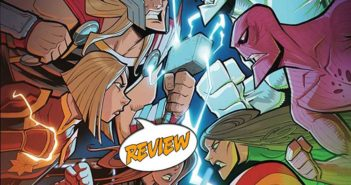 Marvel Action: Avengers #8 Review