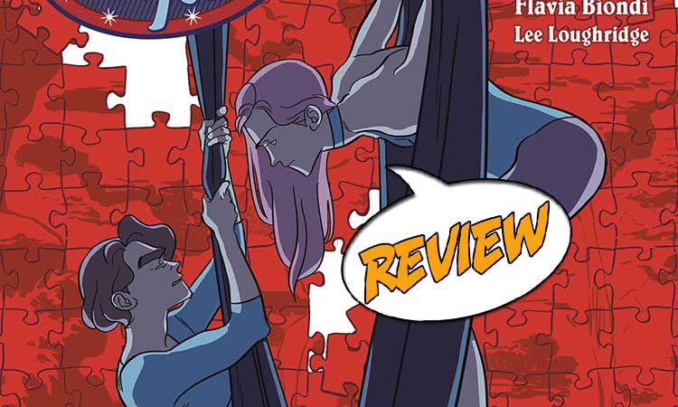 Ruby Falls #2 Review
