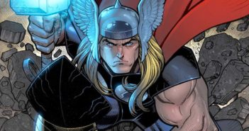 Thor #1 variant by Arthur Adams