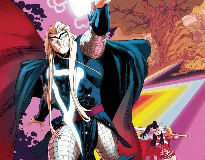Thor #1 variant by Kris Anka