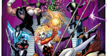 Harley Quinn: Villain of the Year #1