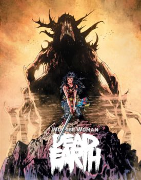 Wonder Woman: Dead Earth #1