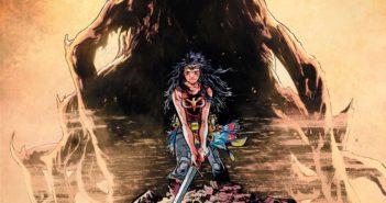 Wonder Woman: Dead Earth #1