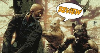 Berserker Unbound #4 Review