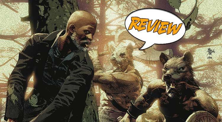 Berserker Unbound #4 Review