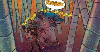 Ether The Disappearance of Violet Bell #3 Review