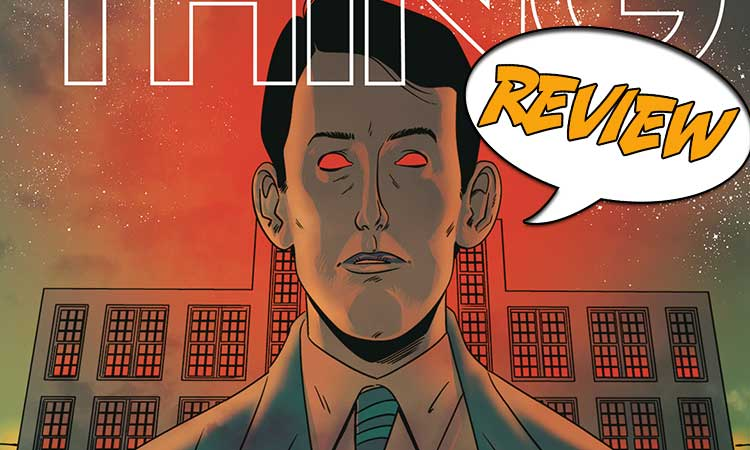Everything #3 Review