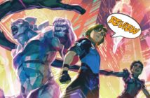 Fantastic Four 2099 #1 Review