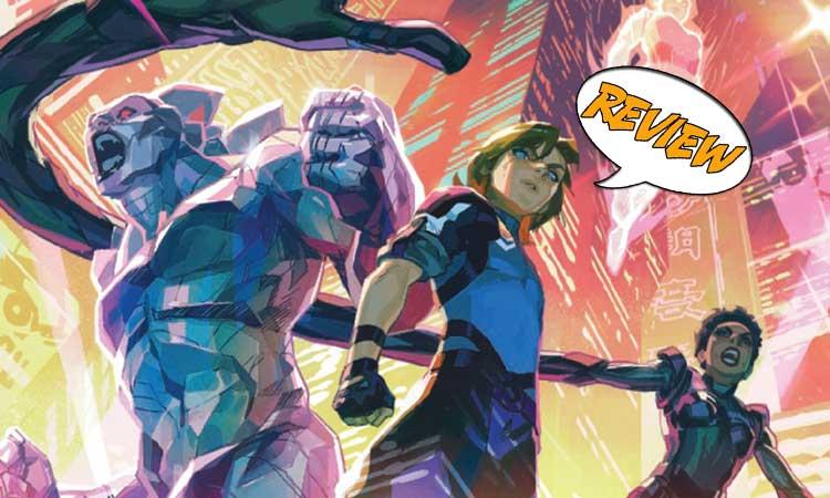 Fantastic Four 2099 #1 Review