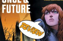 Once & Future #4 Review