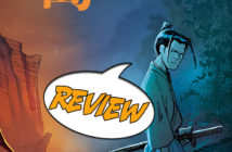 Ronin Island #8 Review
