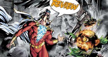 Shazam #8 Review