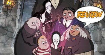 The Addams Family: The Bodies Issue Review