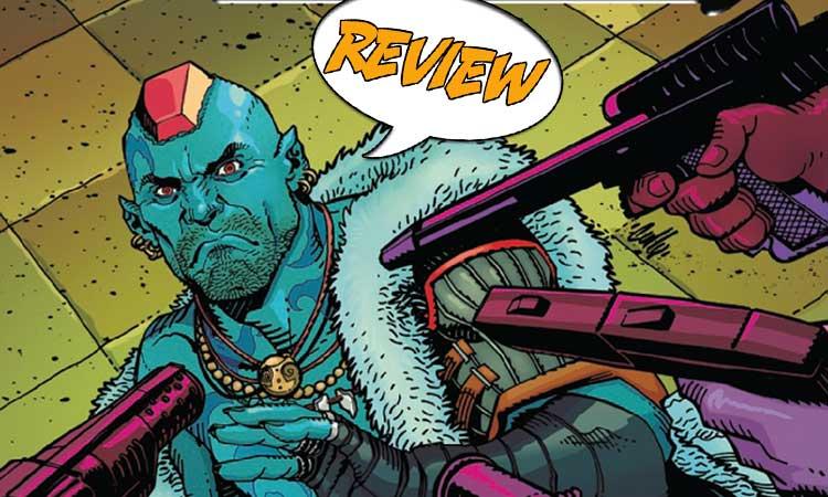 Yondu #2 Review