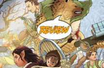 Adventure Finders #4 Review