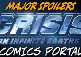 COMICS PORTAL: 'Crisis' Fever