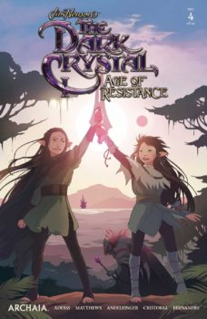 The Dark Crystal Age of Resistance #4