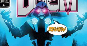 Doom 2099 #1 Review