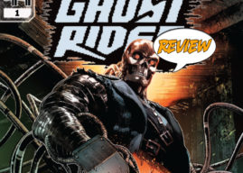 Ghostrider 2099 #1 – Review