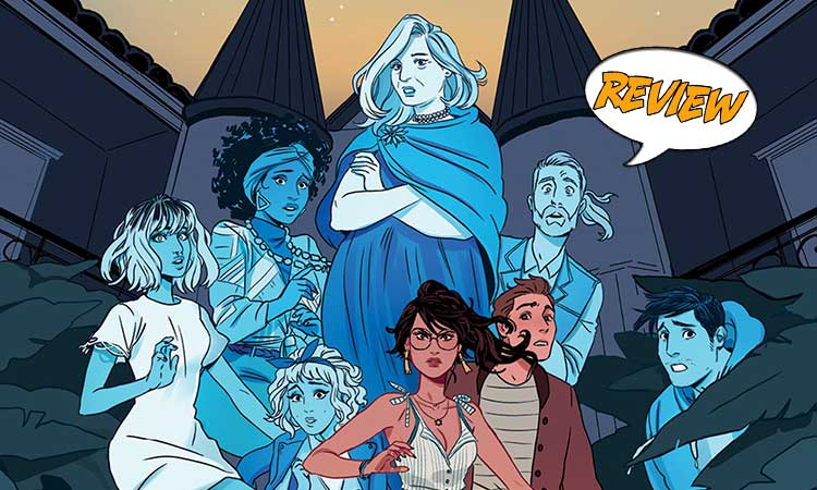 Ghosted in LA #6 Review