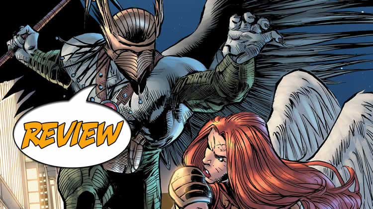 DC, Hawkman, Hawkwoman, Carter Hall, Shayera Hol, Batman Who Laughs, infected, year of the villain, Thanagar,