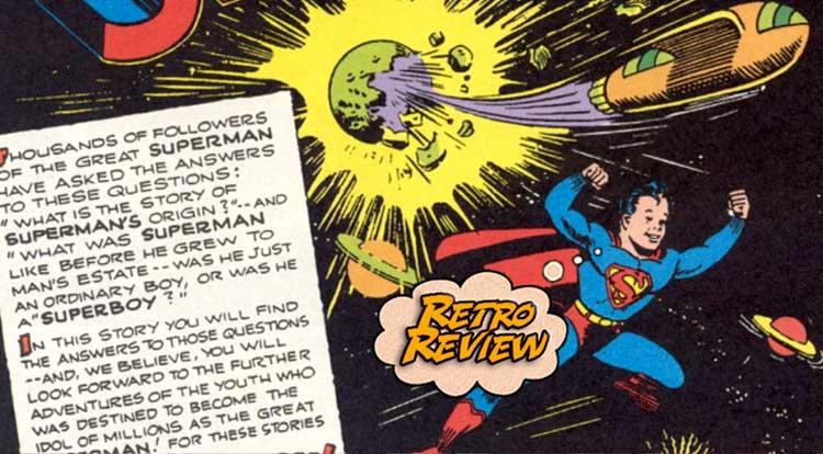 More Fun Comics #101 Review