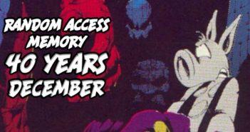 Random Access Memory December 2019