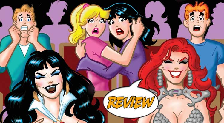 Red Sonja and Vampirella Meet Betty and Veronica #7 Review