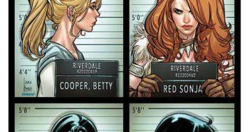 Red Sonja and Vampirella meet Betty and Veronica #7