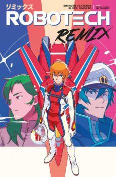 Robotech Remix #3