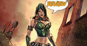 Robyn Hood Vigilante #2 Review